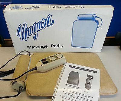 Niagara Therapy SUPER DELUXE Thermopad Massage Pad Cyclopad Massager arthritic