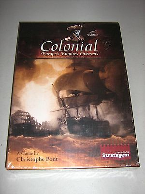 Colonial: Europe's Empires Overseas (New)