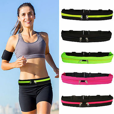 NT Waistband Sport Fitness Jogging Running Gym Belt Bag for Phone Cash KeyCard