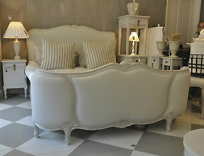 FRENCH  CORBEILLE BED super KING SIZE