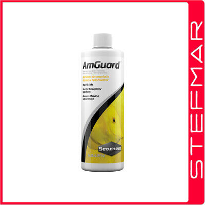 Seachem Liquid AmGuard 500ml