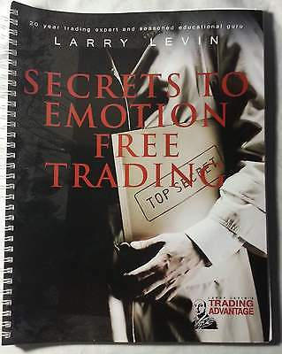 Secrets to Emotion Free Trading Advantage - Larry Levin - Futures trading expert