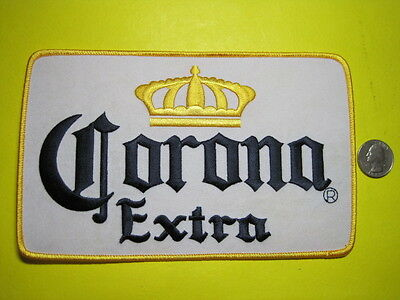 Beer Patch Corona Beer Large Back Size Look And Buy Best Embroidery & Price!!