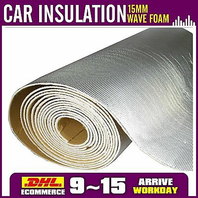 50CM*100CM Car Sound Proofing thermal insulation resistance noise heat killer