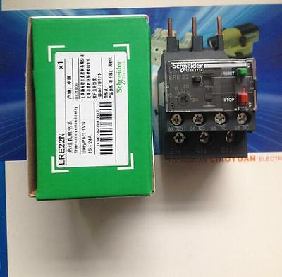 New Schneider LRE22N 16-24A Thermal Overload Relay