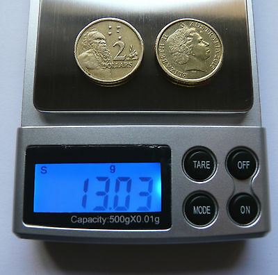 LCD Pocket Apothecary Herbal Jewellery Gem Digital Scales 300g 0.01g Precision