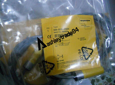 1PCS New TURCK NI8-S18-AN6X Proximity Switch