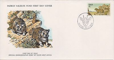(WWF-17) 1976 South Africa no.17 the Cony cover