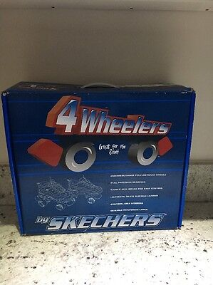 Womens size 6 Roller Skates by sketchers New Were £75.00