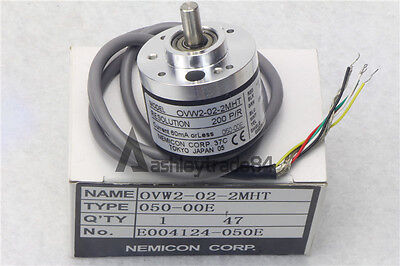 New In Box NEMICON OVW2-02-2MHT Incremental encoder