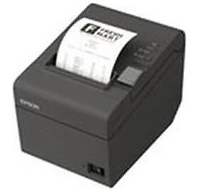EPSON TM-T20 USB POS THERMAL RECEIPT PRINTER (includes PSU and IEC cable) C31CB1