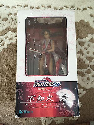 THE KING OF FIGHTERS'97 Mai Shiranui 1/7 Scale Figure With tracking Japan