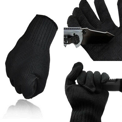 Stainless Steel Wire Cut Resistant Anti-Cutting Safety Protective Gloves lot DP