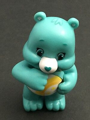 Care Bears - Blind Bag Figures - Wish Bear - 1 P&p For All Ordered