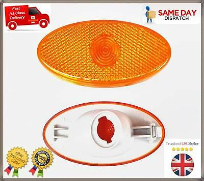 RENAULT MASTER VAUXHALL MOVANO NISSAN NV400 1x NEW SIDE MARKER LIGHT LENS LAMP