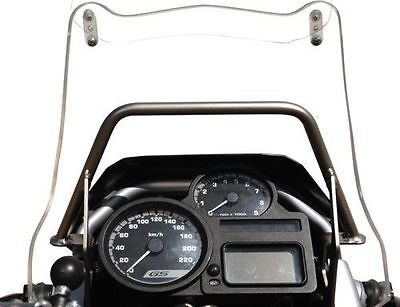BMW R1200GS bis Bj. 2012 TOURATECH GPS-Bracket adapter Tube bar over Instruments