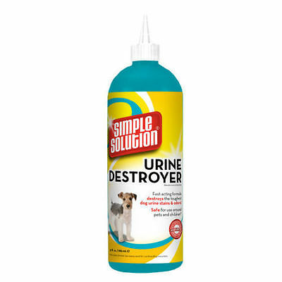 Simple Solution Urine Destroyer Posted today if paid before 1PM