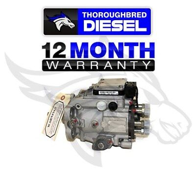 VP44 Fuel Injection Pump 98.5-02 Dodge Auto/5 Speed; 98.5-99 6 speed non HO