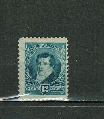 (1892-97) GJ.180. Definitives, watermark large sun. MH. Very good condition.