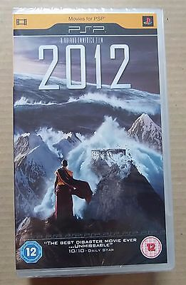 2012 (New and Sealed) Sony PSP UMD Video Movie