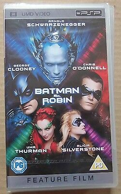 Batman and Robin  (New and Sealed) Sony PSP UMD