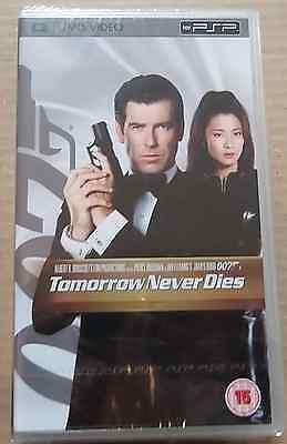 Tomorrow Never Dies (New and Sealed) Sony PSP UMD Video Movie