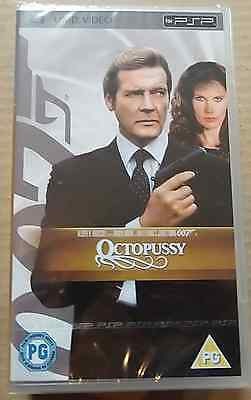 Octopussy (New and Sealed) Sony PSP UMD Video Movie