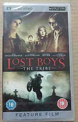 Lost Boys 2 The Tribe (New and Sealed) Sony PSP UMD Video Movie