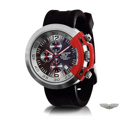 Ford Lifestyle Collection New Genuine Ford ST Sports Chronograph Watch 35020444