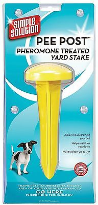 Simple Solution Dog Puppy Pee Post Posted today if paid before 1PM