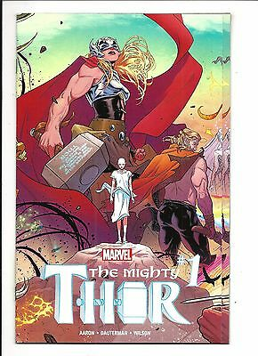 MIGHTY THOR # 1 (JAN 2016), NEW (Bagged & Boarded)