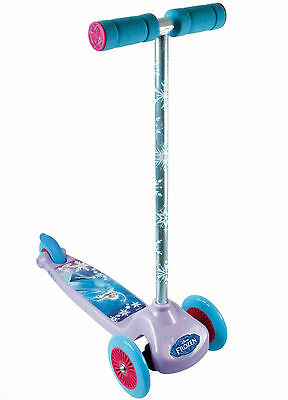 Disney Frozen Flex 3 Wheel Non-Slip Outdoor Scooter / Tri-Scooter *BRAND NEW*