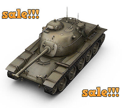 World of tanks, WOT, EU, NA, RU servers – Premium tank T95E2. Get for 9-12 days