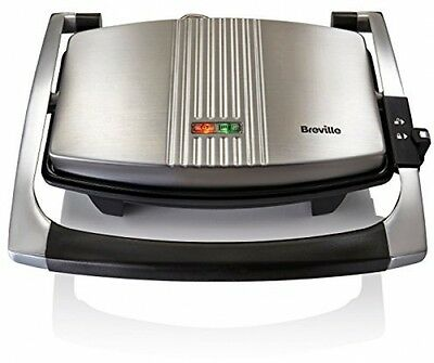 Breville VST025 Sandwich Press Stainless Steel