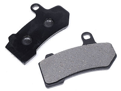 Harley Davidson Replacement 2008 Later Front And Rear Brake Pads Oem41852-08