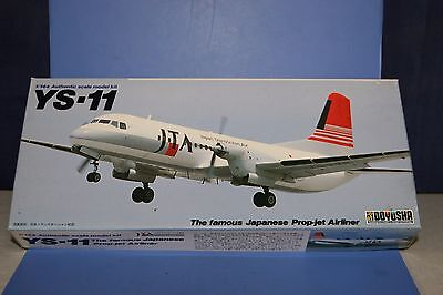 Doyusha YS-11 The Prop-jet JTA 1/144 JAPAN
