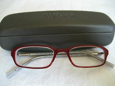 Reaction Kenneth Cole Kc0608 Attained Reaction Eyeglasses & Case