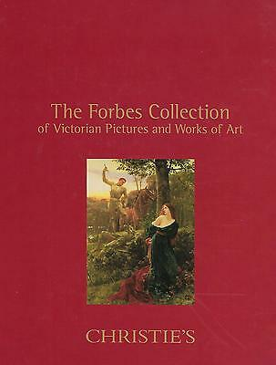 Christie`s Catalogue Forbes Collection Victorian Pictures