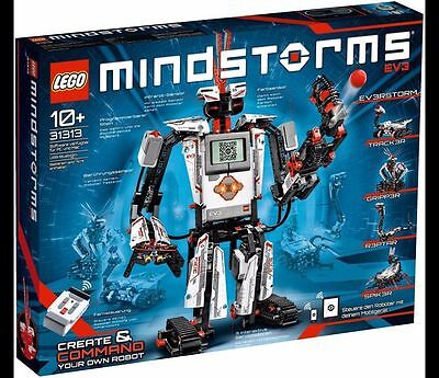 LEGO Mindstorms EV3 31313, BRAND NEW