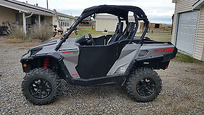 CAN-AM  Commander UTV Suicide Doors (Set of 2) 2011-2018