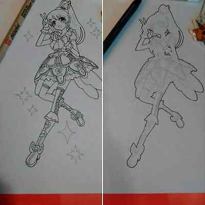 Anime Manga Cartoon Comic Video Game Roleplay RP Request Commission Drawing