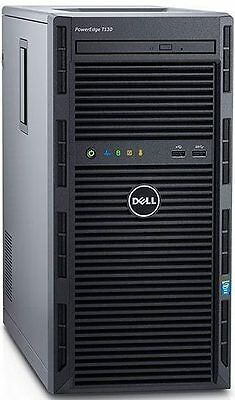 Dell PowerEdge T130 Server 8GB RAM RAID 3.0GHz Xeon E3-1220 v5 NEW