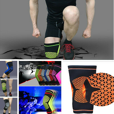 Knee Support Strap  Kneepad Arthritis Pain Relief Sport Gym Open Patella Sleeve