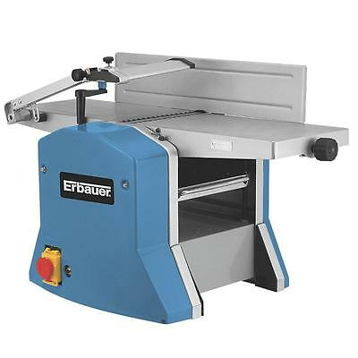 PLANER Thicknesser Wood Surface Woodworking Table QUICK STOP Cutting Blade Cut