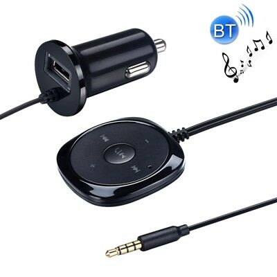 TECH BC20 Bluetooth Car Kit, Supports AUX / Hands-free / Device Charging, for i