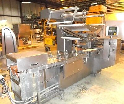 Doboy SK Microtronics Flow Wrapper Stainless Steel