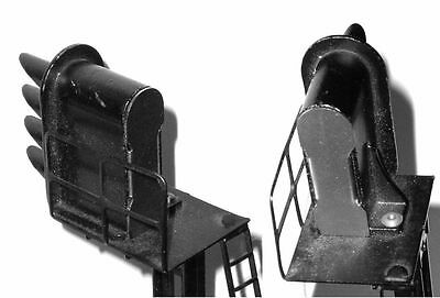 Progress Products backplate for French Hornby 4-light signal
