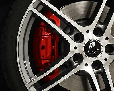 Painting Kit For Brake Calipers Red