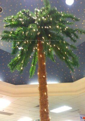 7 Foot Lighted Palm Tree - 300 Lights 78 Tips by Nantucket