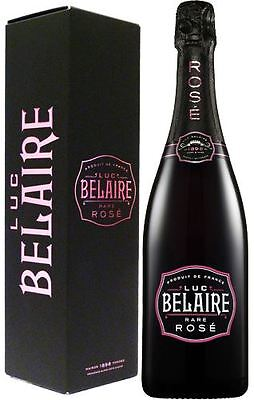 Luc Belaire Rare Sparkling Rose Gift Boxed 75cl